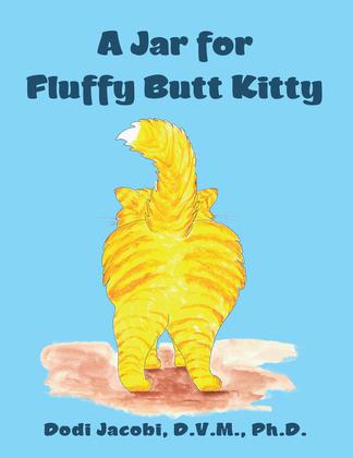 A Jar for Fluffy Butt Kitty