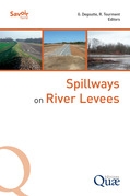 Spillways on River Levees