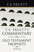 T. A. Pruett's Commentary on Old Testament Prophets