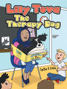 Lily Tova the Therapy Dog