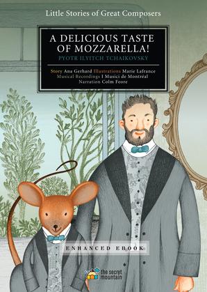 A Delicious Taste of Mozzarella