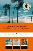 Emilia Pardo Bazán (pack que incluye: Cuentos | Los pazos de Ulloa | Insolación)