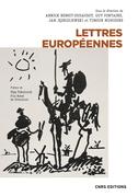 Lettres européennes - Histoire de la littérature eurropéenne