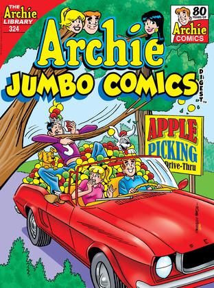 Archie Double Digest #324