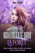 Adolescente Dans la Forêt