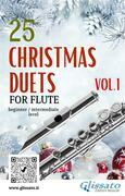 25 Christmas Duets for Flute - VOL.1
