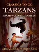 Tarzans Dschungelgeschichten