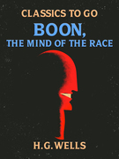 Boon, The Mind of the Race