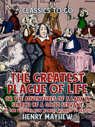 """The Greatest Plague Of Life, Or The Adventures Of A Lady In Search of A Good Servant By one who has been """"Almost Worried to Death"""""""