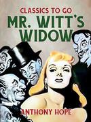 Mr. Witt's Widow
