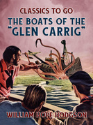 """The Boats Of The """"Glen Carrig"""""""
