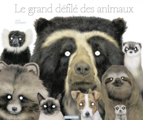 Le grand défilé des animaux