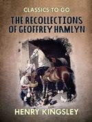 The Recollections of Geoffrey Hamlyn