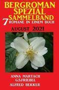 Bergroman Spezial August 2021 Sammelband 7 Romane