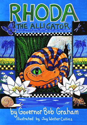 Rhoda the Alligator