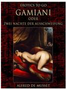 Gamiani order Zwei Nächte der Ausschweifung