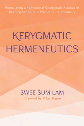 Kerygmatic Hermeneutics