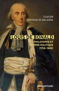 Louis de Bonald, philosophe et homme politique (1754-1840)
