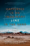 Happiness is an Imaginary Line in the Sand