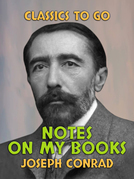 Notes on my Books