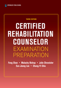 Certified Rehabilitation Counselor Examination Preparation, Third Edition