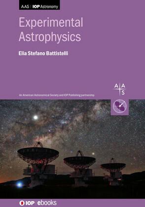 Experimental Astrophysics