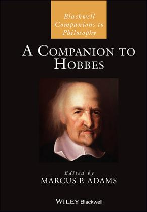 A Companion to Hobbes