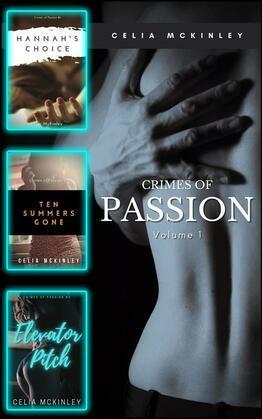 Crimes Of Passion Bundle - Volume 1