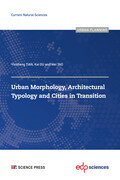 Urban Morphology, Architectural Typology and Cities in Transition