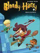 Bloody Harry- Tome 4 La BD des secrets a été ouverte !