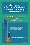 Advice for a Successful Career in the Accounting Profession
