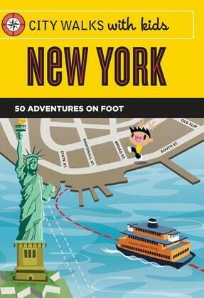 City Walks with Kids: New York