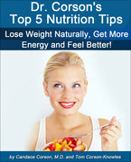 Dr. Corson's Top 5 Nutrition Tips