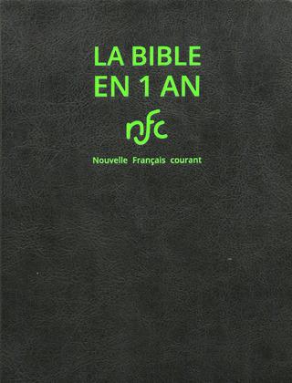 Bible en 1 an NFC standard