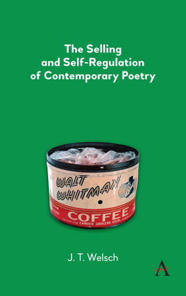 The Selling and Self-Regulation of Contemporary Poetry