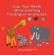 Clap Your Hands While Learning the English Al-Pha-Bet.