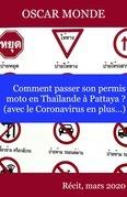 Comment passer son permis moto en Thaïlande à Pattaya ?