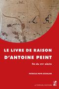 Le livre de raison d'Antoine Peint