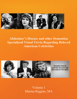 Alzheimer's Disease and other Dementias Specialized Visual trivia Regarding Beloved American Celebrities