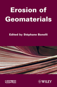 Erosion of Geomaterials
