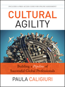 Cultural Agility: Building a Pipeline of Successful Global Professionals