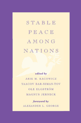 Stable Peace Among Nations