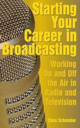 Starting Your Career in Broadcasting