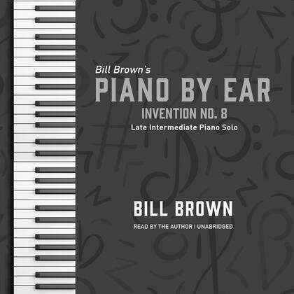 Invention no. 8 by Bach