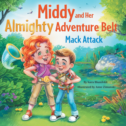 Middy and Her Almighty Adventure Belt