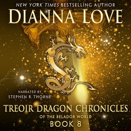 Treoir Dragon Chronicles of the Belador World: Book 8