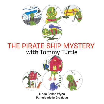 The Pirate Ship Mystery with Tommy Turtle