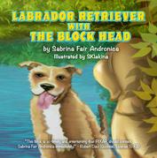 Labrador Retriever With The Block Head