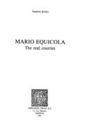 Mario Equicola : the real courtier