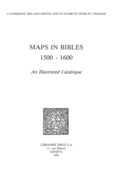 Maps in Bibles, 1500-1600 : an Illustrated Catalogue